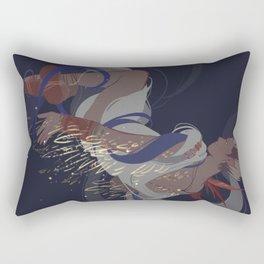 God of shadows Rectangular Pillow