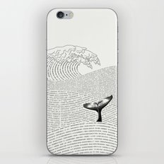 The Ocean of Story iPhone Skin