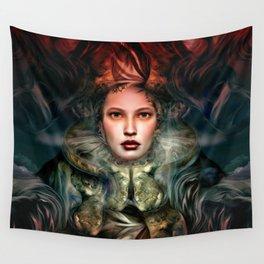 """Dream Winter, Spring Awakening"" Wall Tapestry"