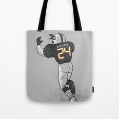 Number Twenty Four Tote Bag