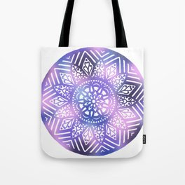 Dreamscape Mandala - LaurensColour Tote Bag
