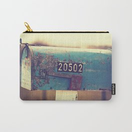 2 0 5 0 2 { you've got mail series} Carry-All Pouch