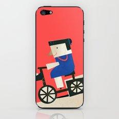 The king III iPhone & iPod Skin