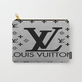 LV Pattern Carry-All Pouch