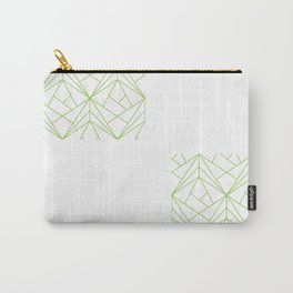 green lines Carry-All Pouch