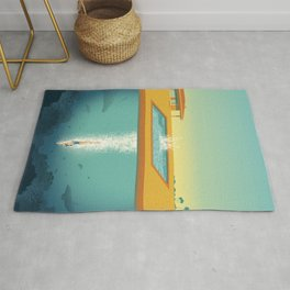 Beneath the Surface Rug