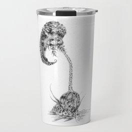 Regeneration (part of the Strange Plants series) Travel Mug