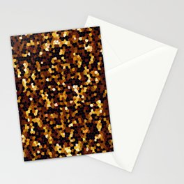 Mosaic Texture G37 Stationery Cards