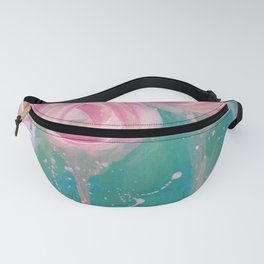 Floral - But Make it Fashion! Fanny Pack