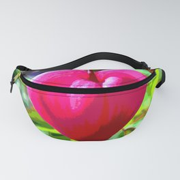 Crying heart Fanny Pack