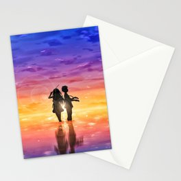 Your Lie in April Stationery Cards