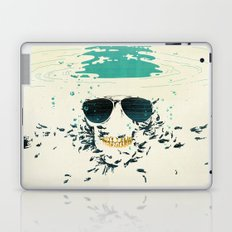 Sleeping with the fishes Laptop & iPad Skin