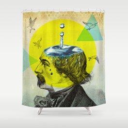 Dr. Chapuí Shower Curtain