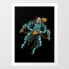Astro Z Art Print
