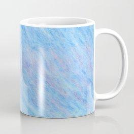 Pastel blue sky Coffee Mug