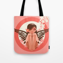 Flora Fairy Tote Bag