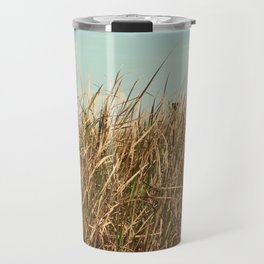 Texas Prairie Grass Travel Mug