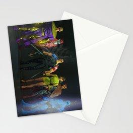 """WATCHMEN"" Stationery Cards"