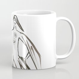Angel under cover (home photo) Coffee Mug