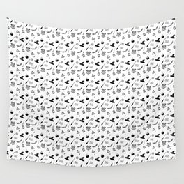 Potter Pattern Wall Tapestry