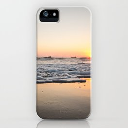 Manhattan Beach Sunset (El Porto) iPhone Case