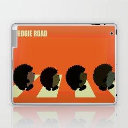 Hedgie road Laptop & iPad Skin
