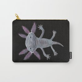 Axolotl Carry-All Pouch