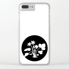 Hepatica Clear iPhone Case