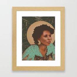 Assata Shakur Framed Art Print