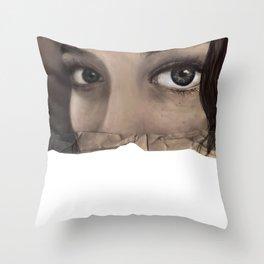 Screwed Up Throw Pillow