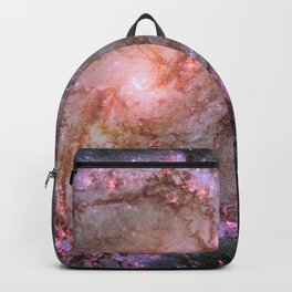 Spiral Galaxy M83 Backpack