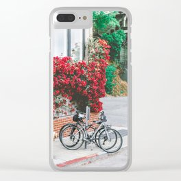 Greenwich Steps, San Francisco Clear iPhone Case