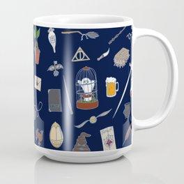Harry Pattern Night Coffee Mug