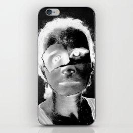Jane Doe (Identity Series) iPhone Skin
