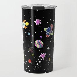 Superhero Space Travel Mug