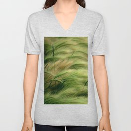 Nature Blows Unisex V-Neck