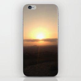 Angelic Skyline iPhone Skin