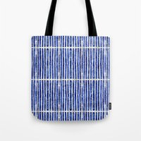 bamboo Tote Bags featuring Bamboo by 83 Oranges™
