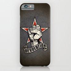 Up The Revolution! iPhone 6s Slim Case