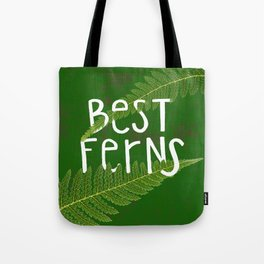 BFF (Best Ferns Forever) Tote Bag