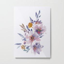 Flowers 8 Metal Print