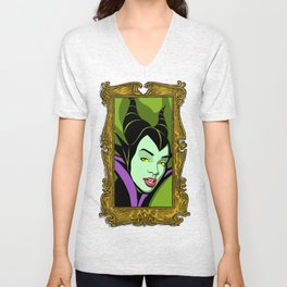 Bitches Witches Four Unisex V-Neck