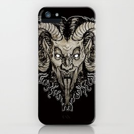 Krampus Nacht iPhone Case