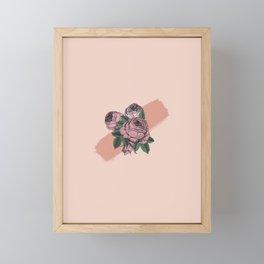 Floralia Framed Mini Art Print