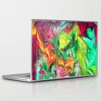 leaf Laptop & iPad Skins featuring Leaf by RDesigns