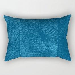 Wood Waves Rectangular Pillow