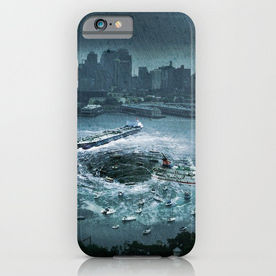 The Big Swallow iPhone & iPod Case