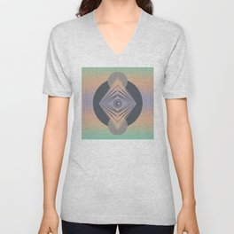 HYPER LIGHT, HYPNOTEYEZ Unisex V-Neck