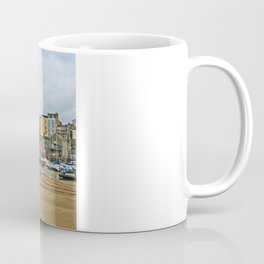 Tenby Harbour . Sunlight. Pembrokeshire. Wales. Coffee Mug