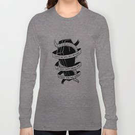 Stories For The Worms Long Sleeve T-shirt